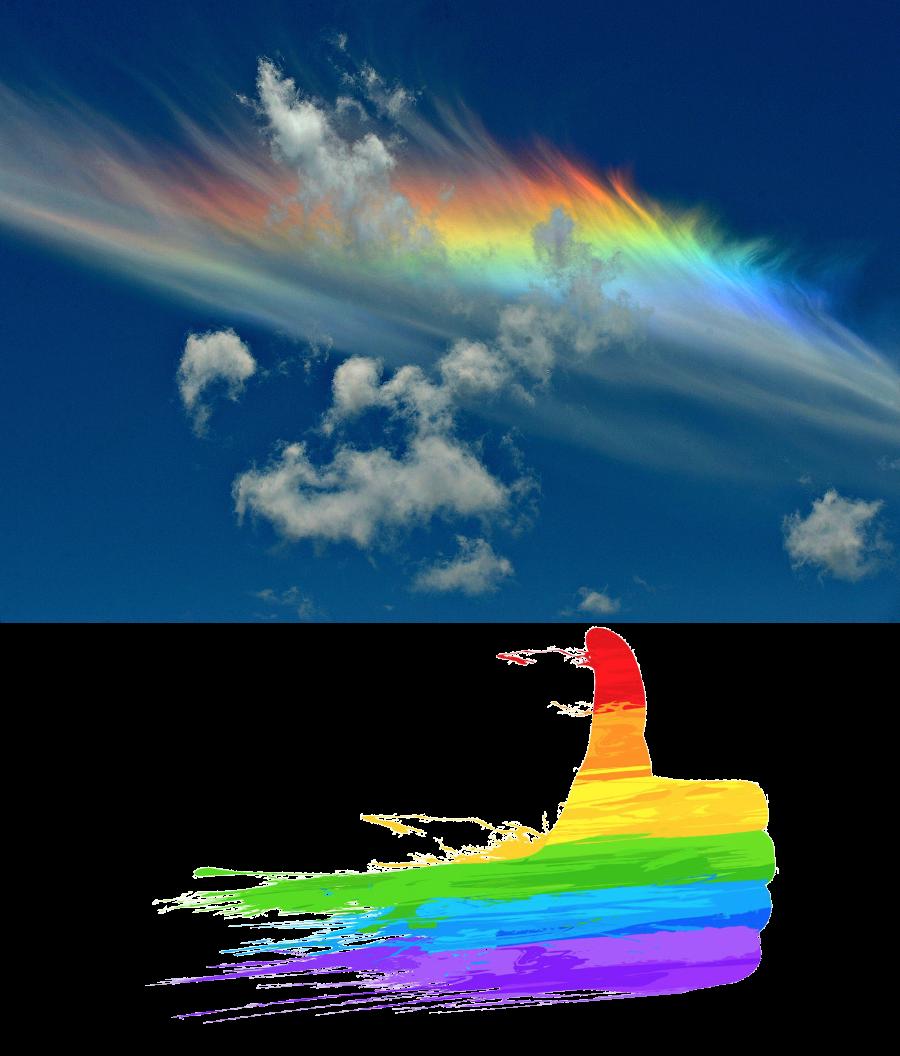 rainbows-skys